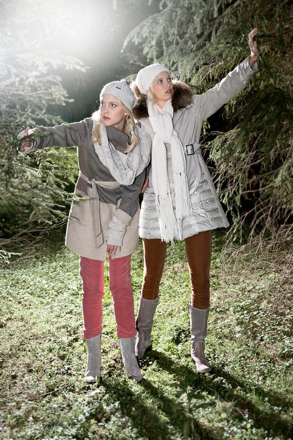 Werbefotografie Wintermode