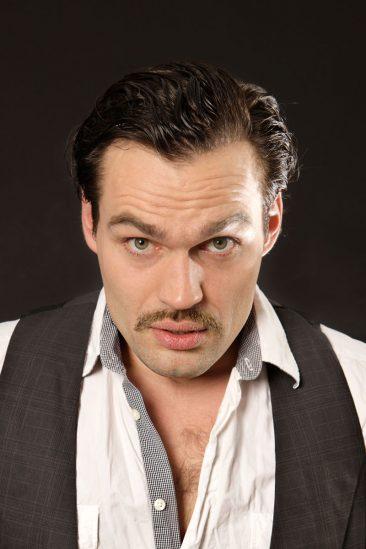 Norman Sonnleitner - Schauspieler