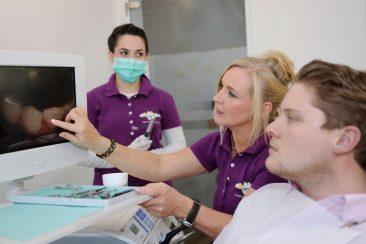 Praxisshooting Zahnarzt