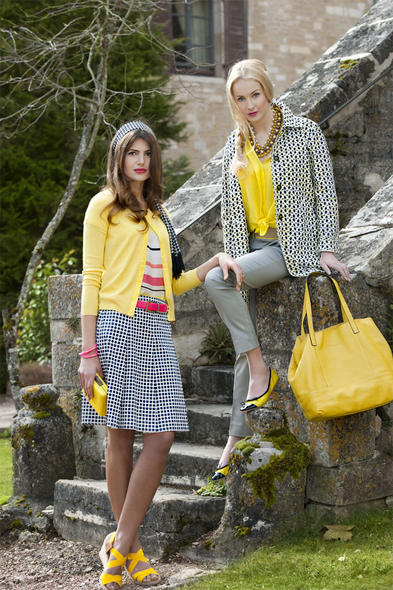 Modefotos Klosterkulisse Dijon