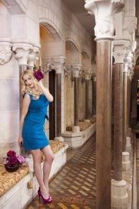 Modefotos Luxushotel - ehemaliges Kloster