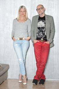 Porträtfotografie Starnberg - Tanja Helgert und Stefan Sonn von Sonn Design