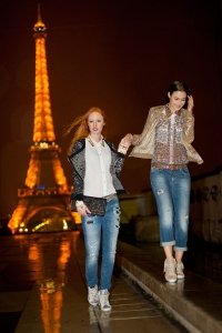 Fashionphotography in Paris