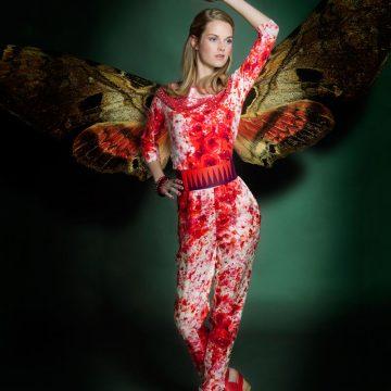 Modefotografie im Studio – The Butterflyeffect