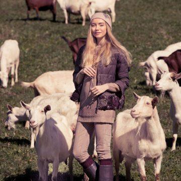 Fotografie Mode für den Herbst in Meran